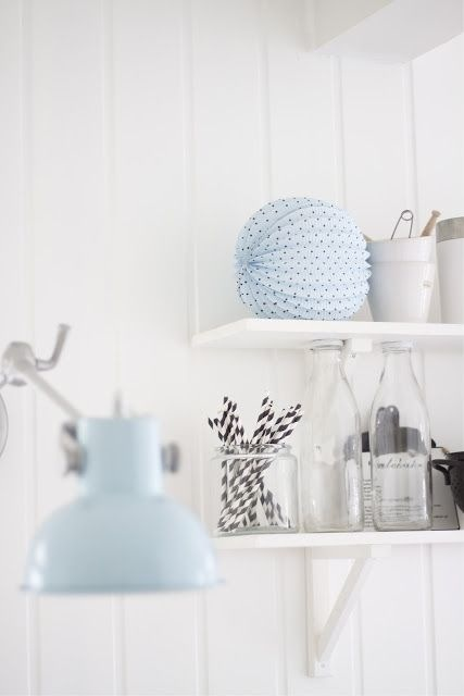 Déco blanche et épurée dans le style scandinave