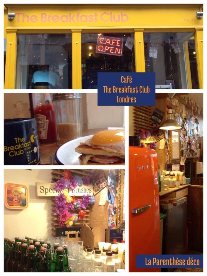 The Breakfast Club, Londres