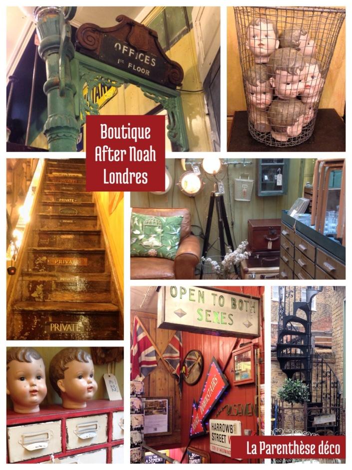 Boutique After Noah Londres