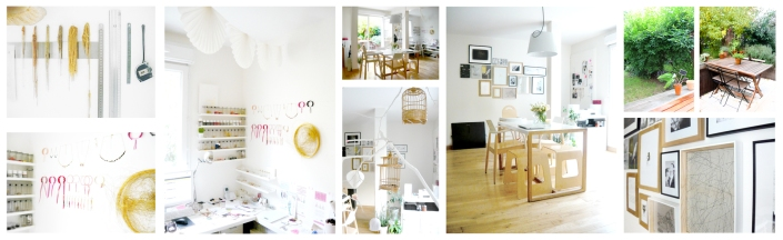 Appartement artiste Christelle Dit Christensen