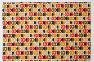 Orla Kiely - Torchon imprimé multicolore - 7e