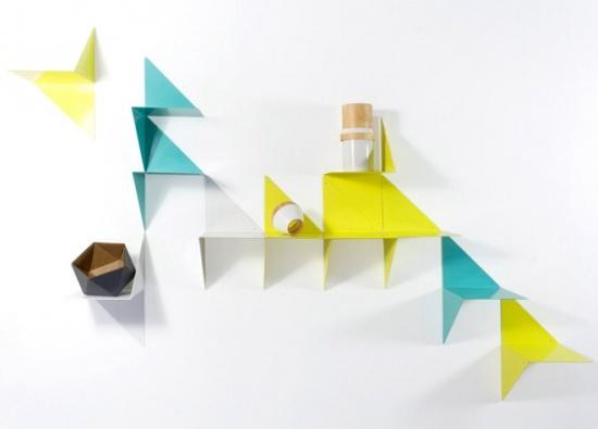 Tendance origami - la Parenthèse déco
