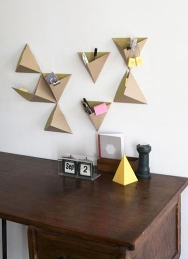 Tendance décoration origami - La Parenthèse déco