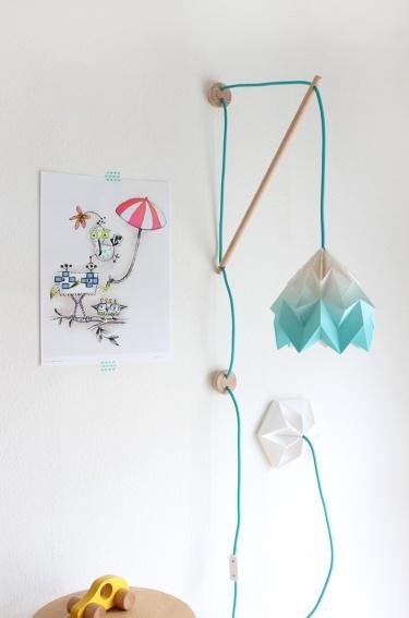 Tendance origami en décoration - La Parenthèse déco
