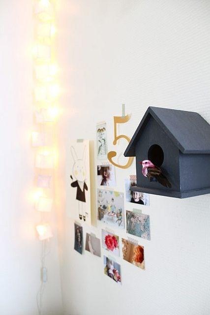 Idée DIY tête de lit originale