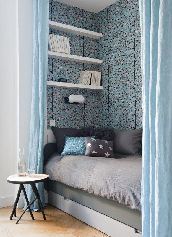 En inspirer pour la chambre – rideaux chambre froide : chambre, avec ...