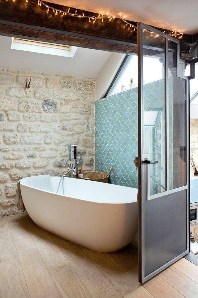 Une salle de bain de r ve la parenth se d co - Salle de bain de reve ...