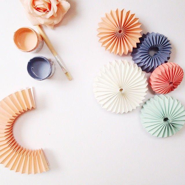 D coration g om trique la tendance origami la for Deco tendance geometrique