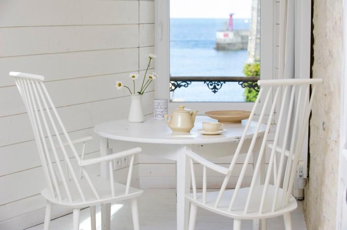 Normandie appartement pêcheur