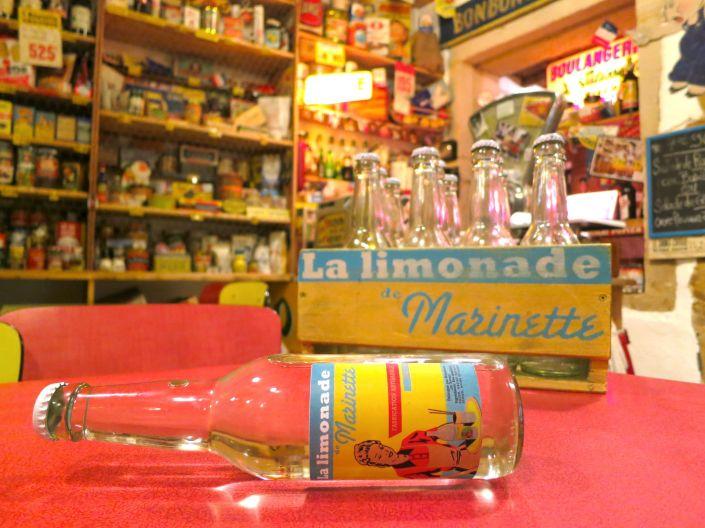 Déco récup vintage pour ce bistrot à Lyon