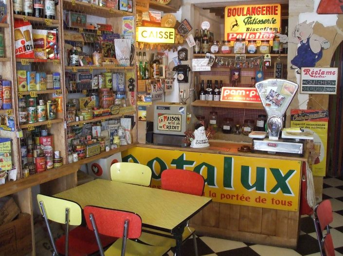 Limonade de Marinette épicerie bazar