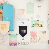 Bureau : 5 idées pour créer son mur d'inspiration